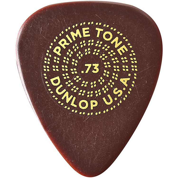 Dunlop Primetone Standard Sculpted Shape 3-Pack .73 mm