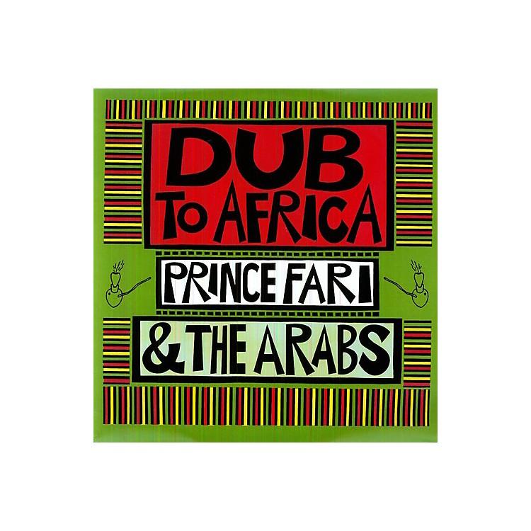 AlliancePrince Far I - Dub to Africa