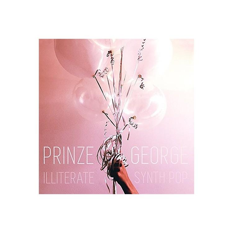AlliancePrinze George - Illiterate Synth Pop