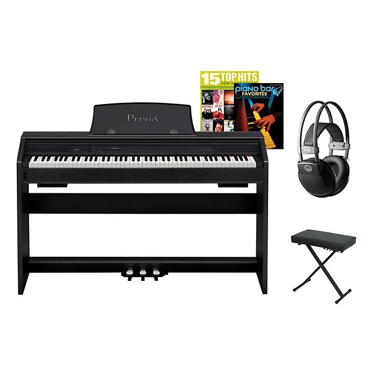 CasioPrivia PX-750 Digital Piano Package