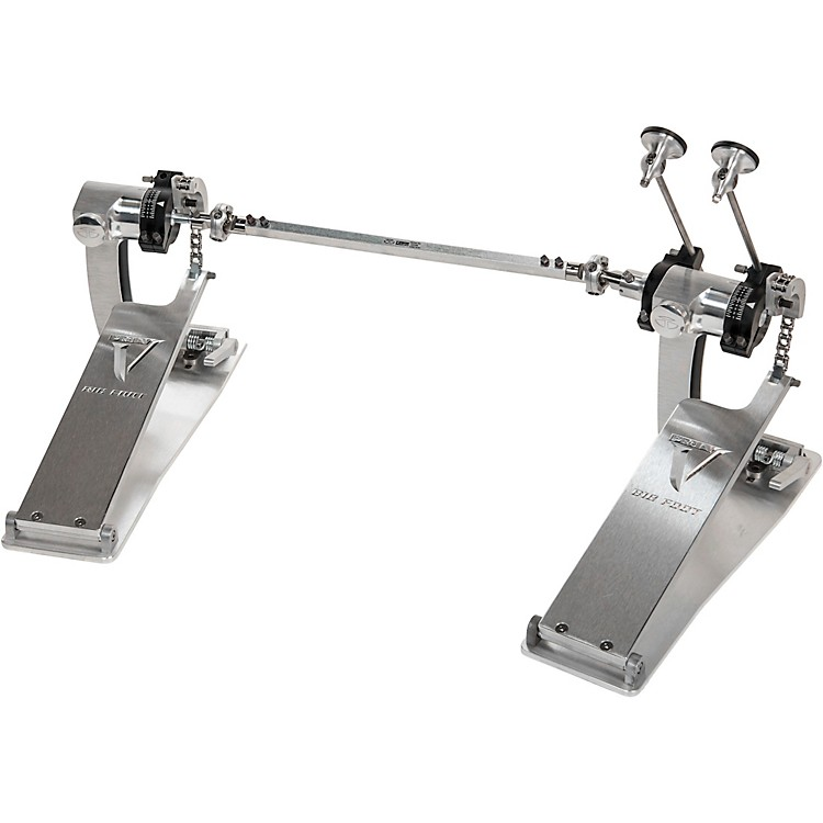 Trick DrumsPro 1 V Bigfoot Chain Drive Double Bass Drum Pedal