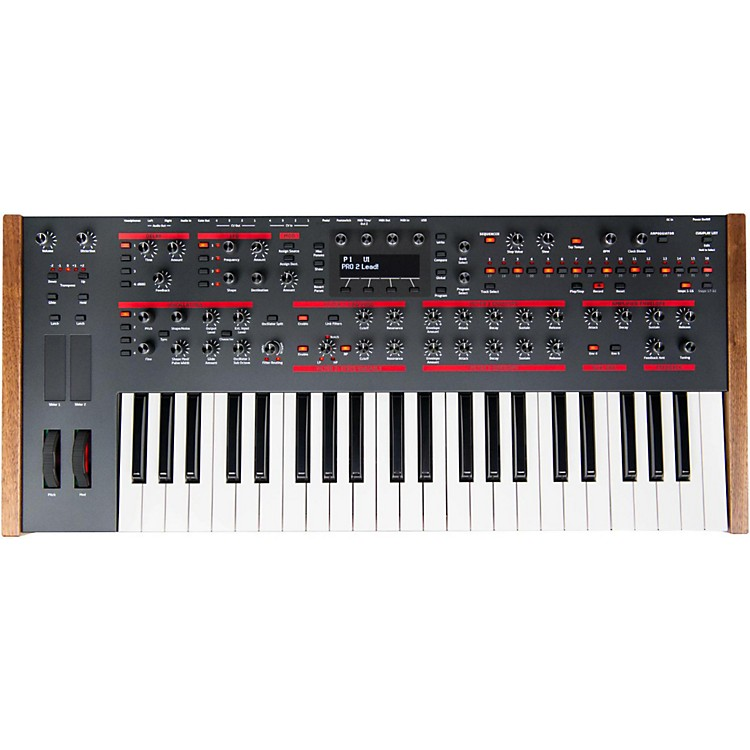 Dave Smith Instruments Pro 2 Synthesizer  888365805405