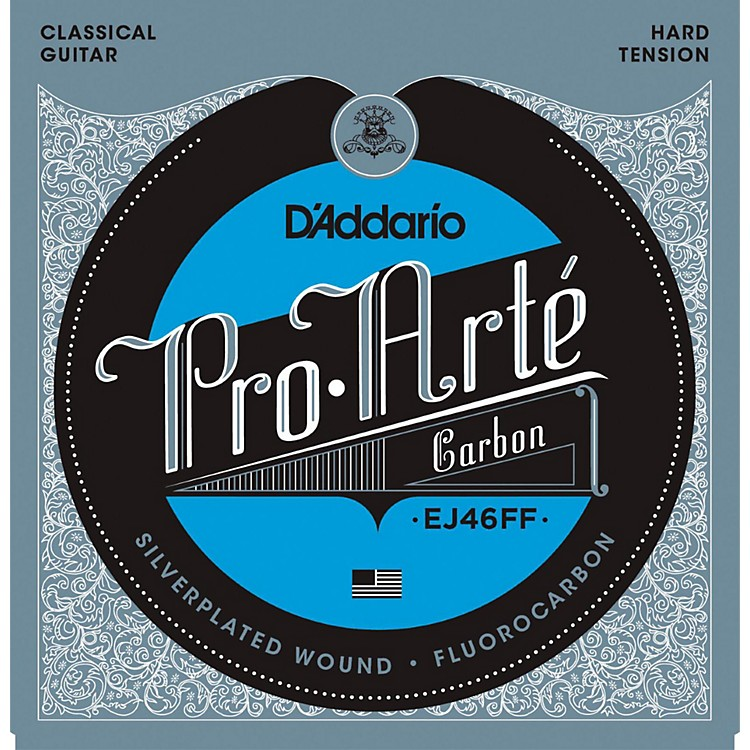 D'AddarioPro-Arte Carbon with Dynacore Basses - Hard Tension Classical Guitar Strings