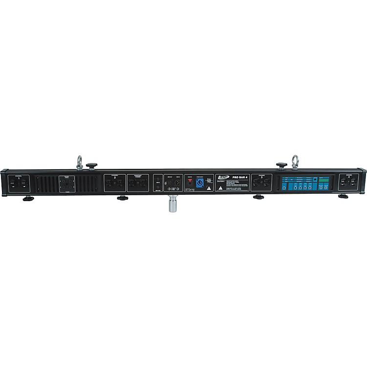 Elation Pro Bar 4-Channel DMX 512 Dimmer Bar