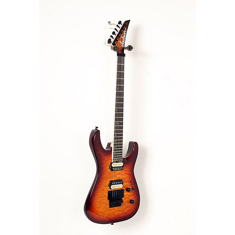 JacksonPro Dinky DK2Q Electric GuitarTobacco Burst888365851686