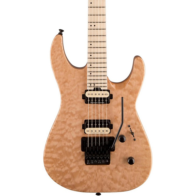 JacksonPro Dinky DK2QM Electric GuitarNatural Blonde