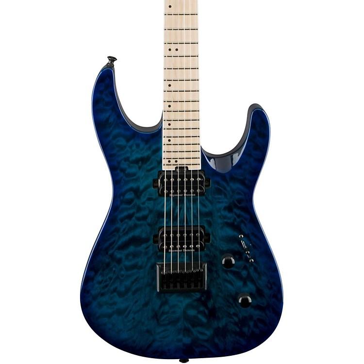 JacksonPro Dinky DK2QM HT Electric GuitarChlorine Burst