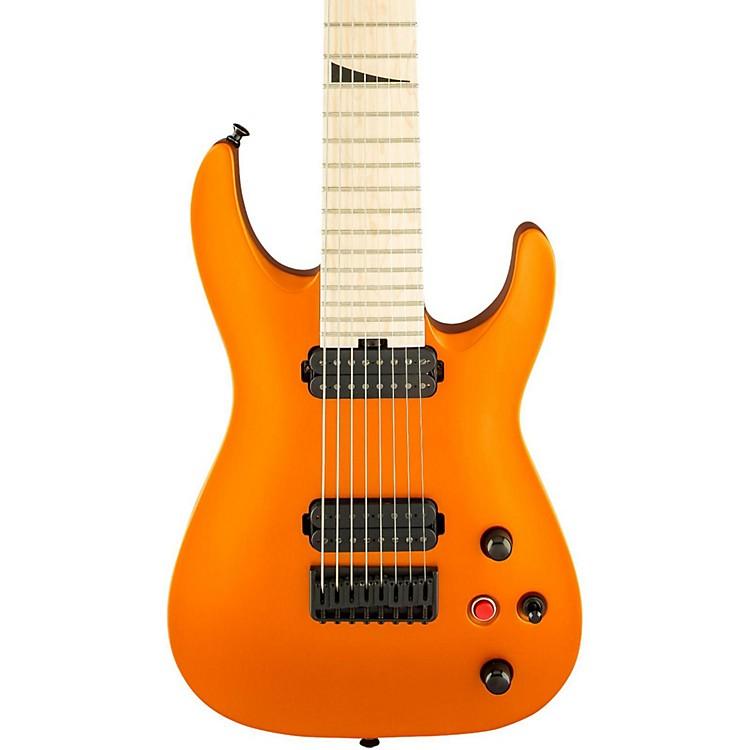 JacksonPro Dinky DKA8 Electric GuitarSatin Orange Blaze