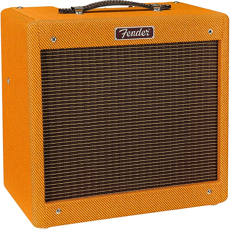 Fender Pro Junior IV 15W 1x10 Tube Guitar Combo Amplifier Lacquered Tweed
