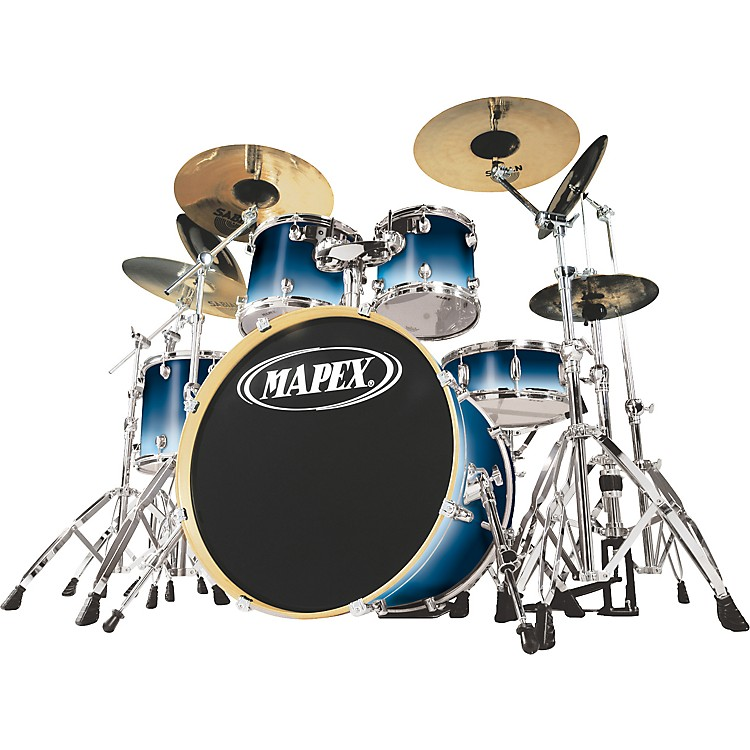 Mapex Pro M Maple 5 Piece Fusion Drum Set