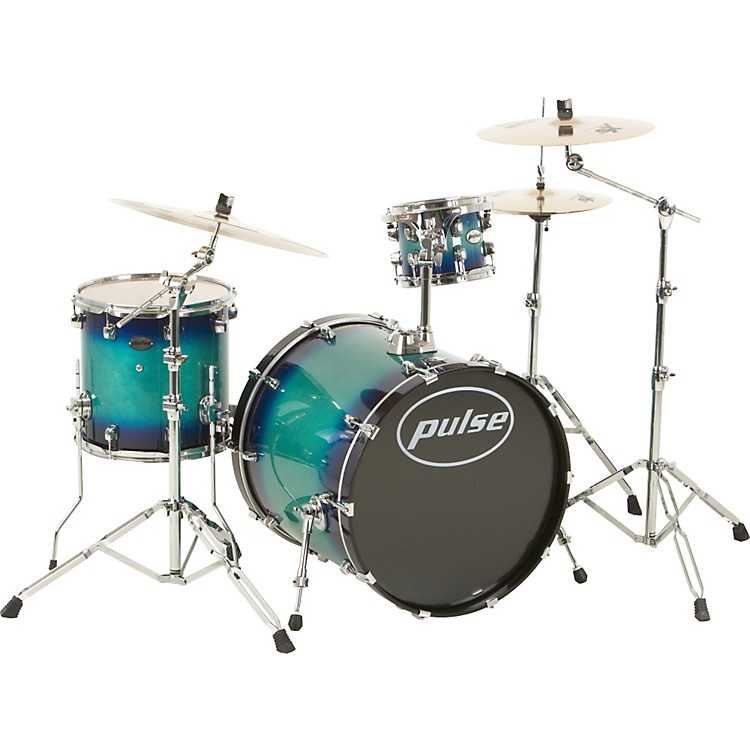 PulsePro Maple 3-Piece Add-on Shell Pack
