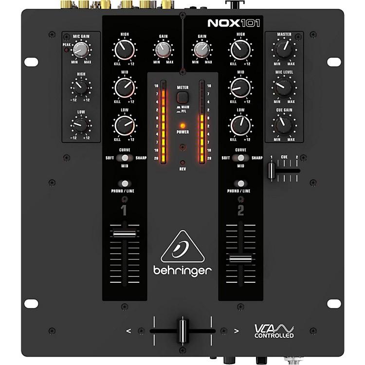 BehringerPro Mixer NOX101 DJ Mixer