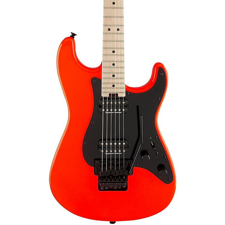 Charvel Pro Mod So Cal Style 1 2H FR Electric Guitar Red