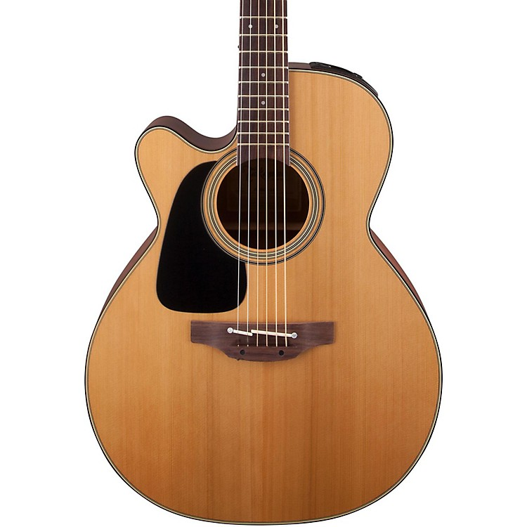 Takamine Pro P1NC-LH Left-Handed Acoustic-Electric Guitar