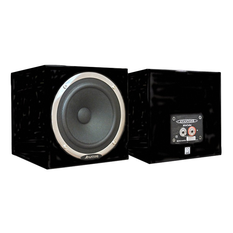 AvantonePro Passive MixCube (Pair)Black