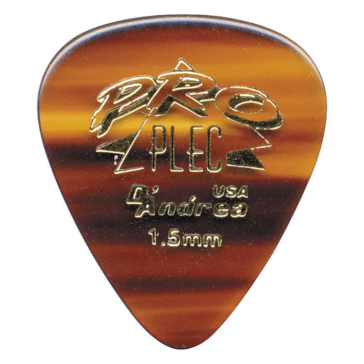 D'AndreaPro Plec Standard 351 Guitar Picks - One DozenShell1.5 mm