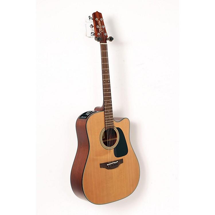 TakaminePro Series 1 Dreadnought Cutaway Acoustic Electric GuitarNatural888365911038