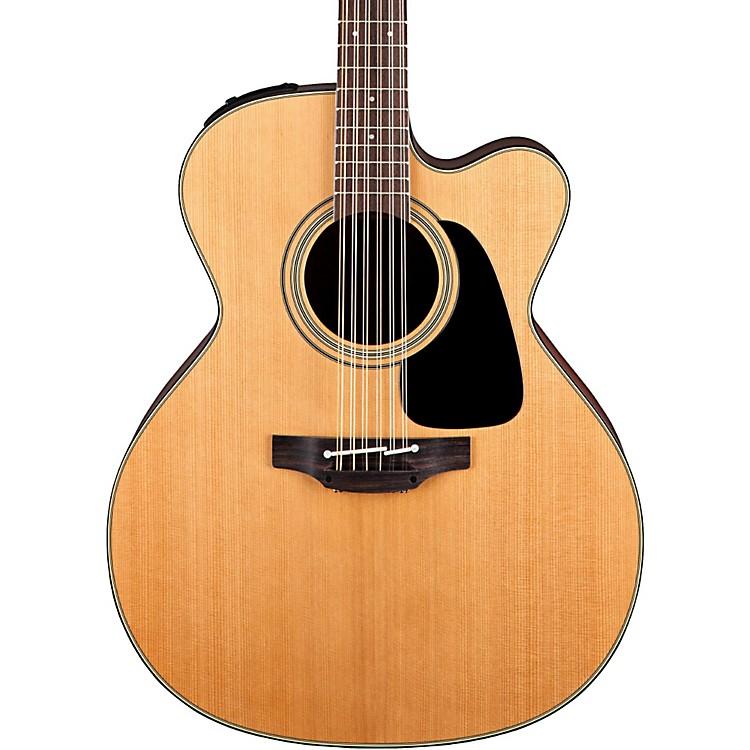 TakaminePro Series 1 Jumbo Cutaway 12-String Acoustic Electric Guitar