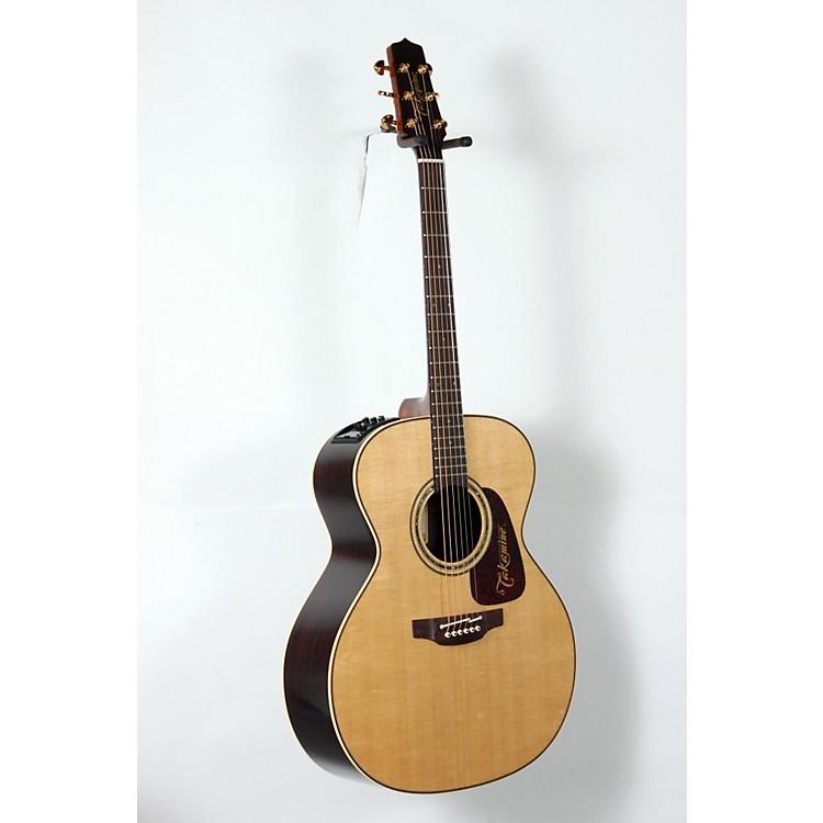 TakaminePro Series 5 Jumbo Acoustic-Electric GuitarNatural888365916248
