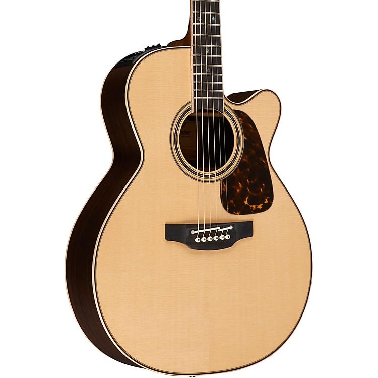 TakaminePro Series 7 NEX Cutaway Acoustic-Electric GuitarNatural