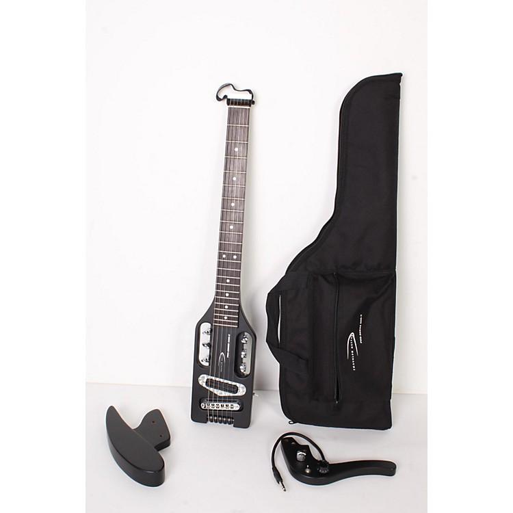 Traveler GuitarPro-Series Mod-X Hybrid Electric Travel GuitarSatin Black888365831725