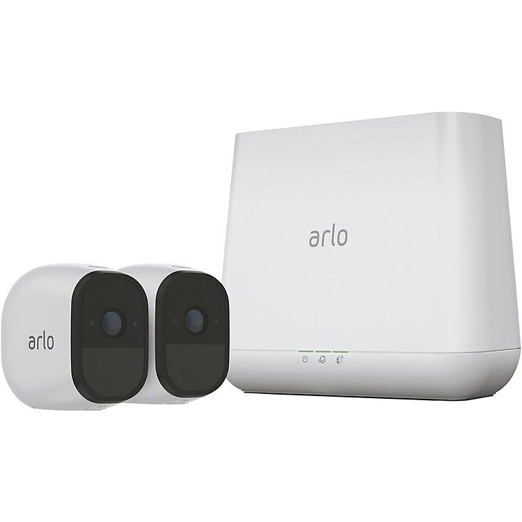ArloPro Smart Security System with 2 Cameras (VMS4230)