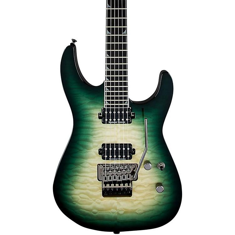 JacksonPro Soloist - SL2Q MAH Electric GuitarTransparent Blue