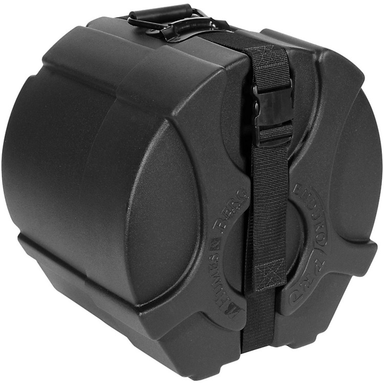 Humes & BergPro Tom Drum Case with Foam Black 13X9 inchBlack13 x 9 in.