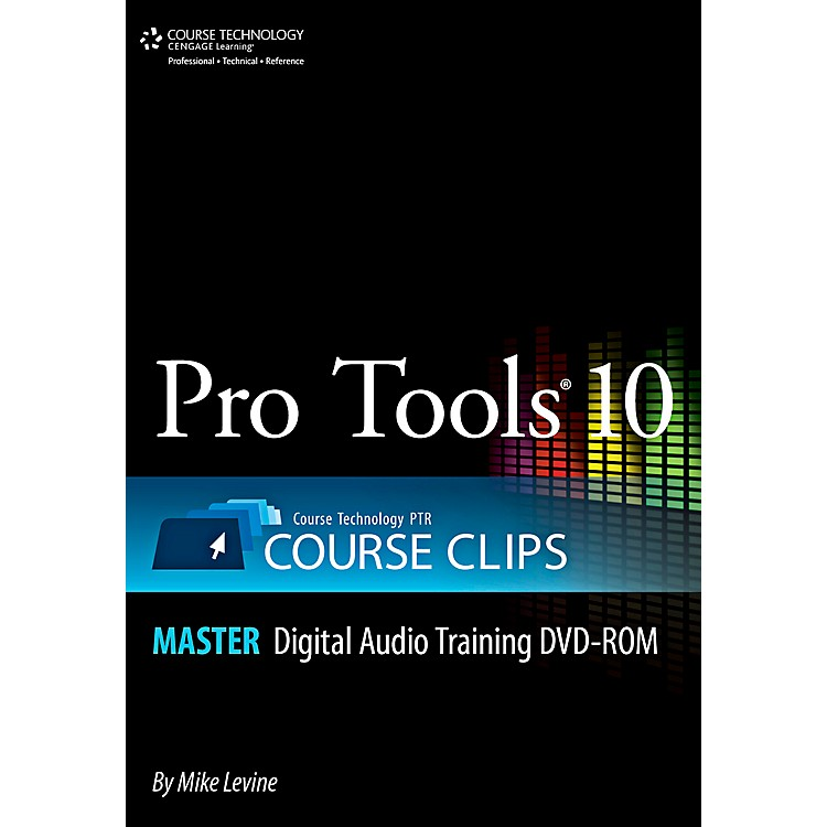 Course Technology PTRPro Tools 10 Course Clips Master DVD