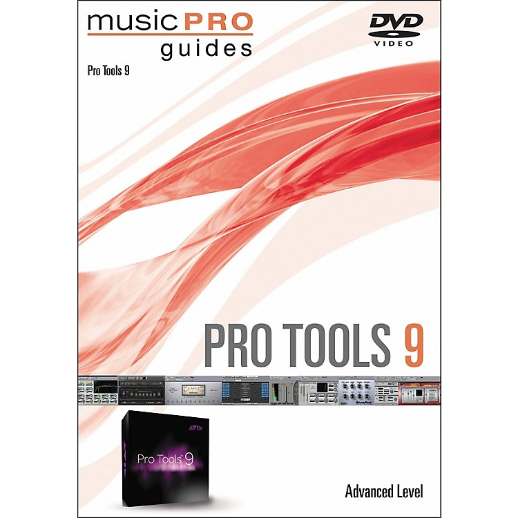 Hal Leonard Pro Tools 9 Advanced Music Pro Guide DVD