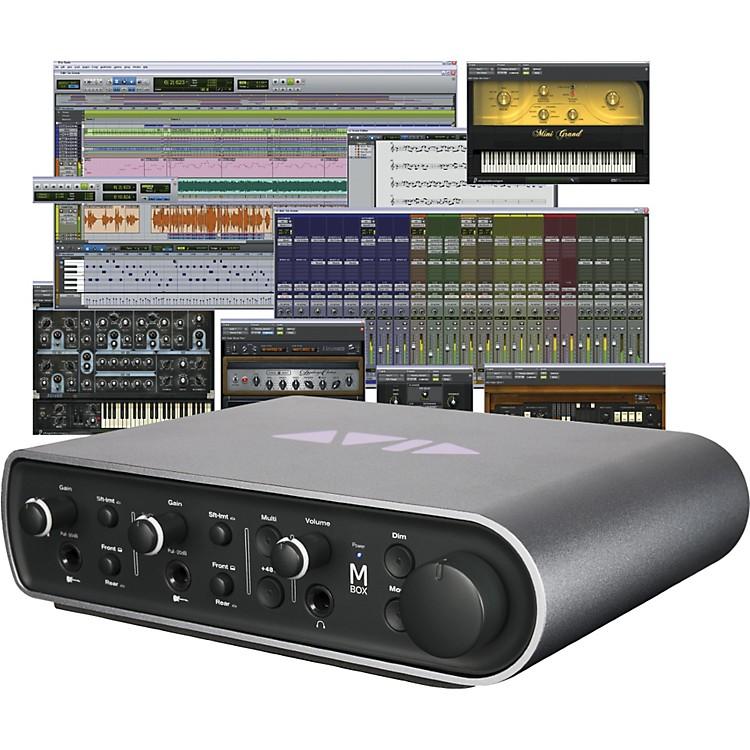 AvidPro Tools 9 + Mbox - 3rd Gen886830365362