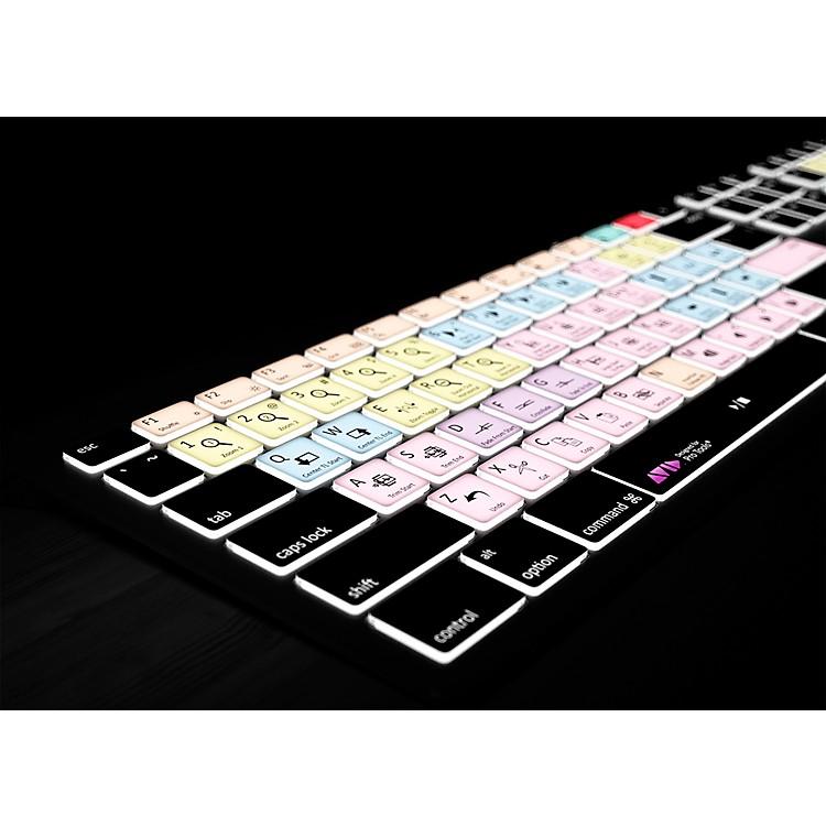 KB CoversPro Tools Backlit Keyboard, Mac US