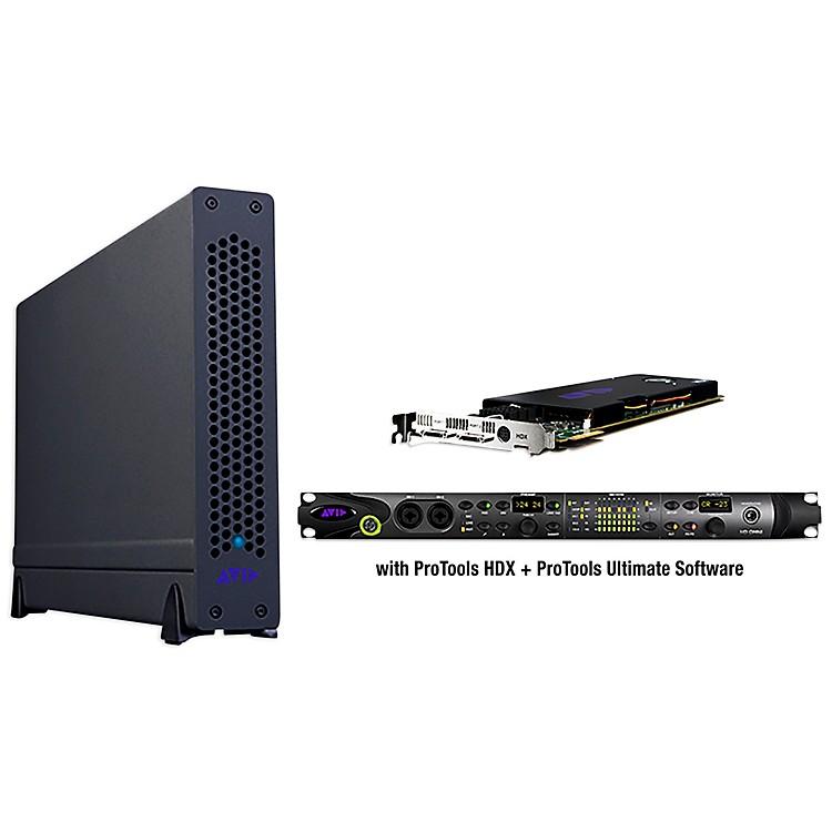 AvidPro Tools | HDX Thunderbolt 3 Omni Desktop System