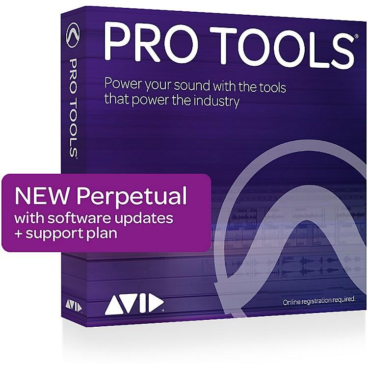 AvidPro Tools | Ultimate Perpetual (Boxed)