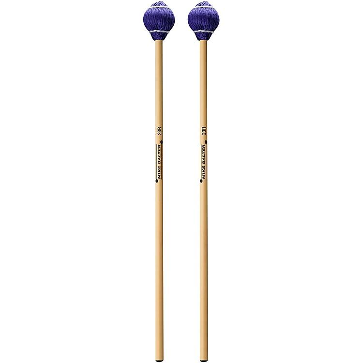 Mike BalterPro Vibe Series Rattan Mallets23 Blue Cord Medium
