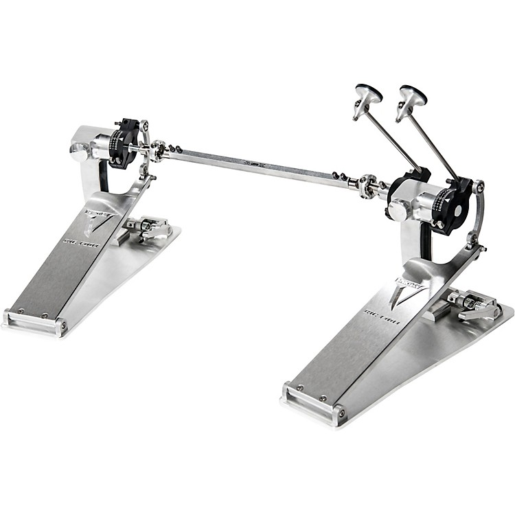 Trick DrumsPro1-V BigFoot Direct Drive Double Bass Drum Pedal