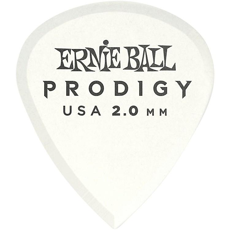 Ernie BallProdigy Picks Mini2.0 mm6 Pack