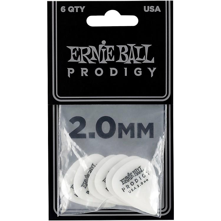 Ernie BallProdigy Picks Standard2.0 mm6 Pack