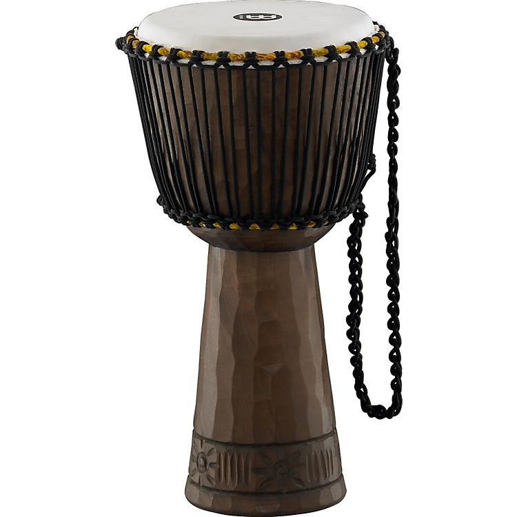 MeinlProfessional African DjembeMediumAfrican style Carving