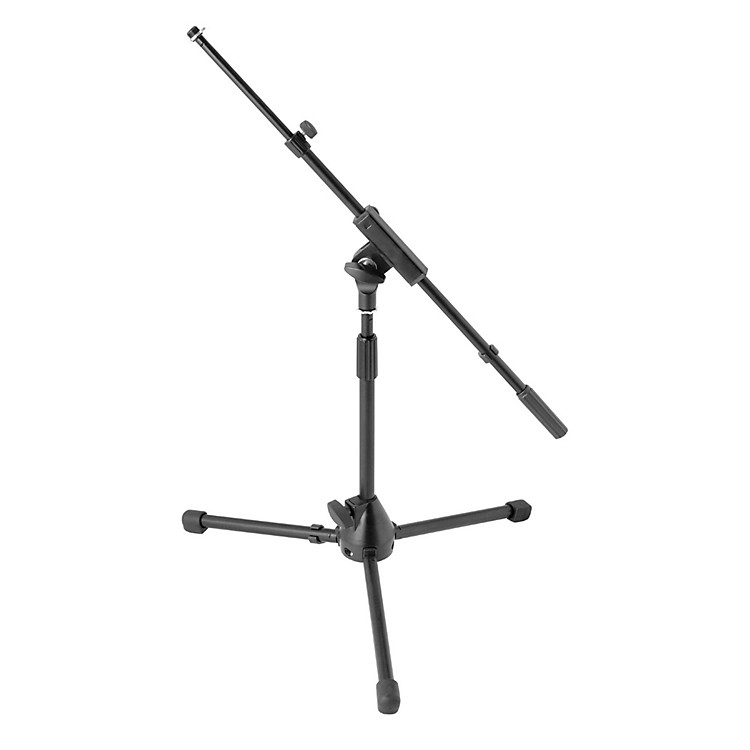 On-Stage StandsProfessional Heavy-Duty Kick Drum Microphone Stand