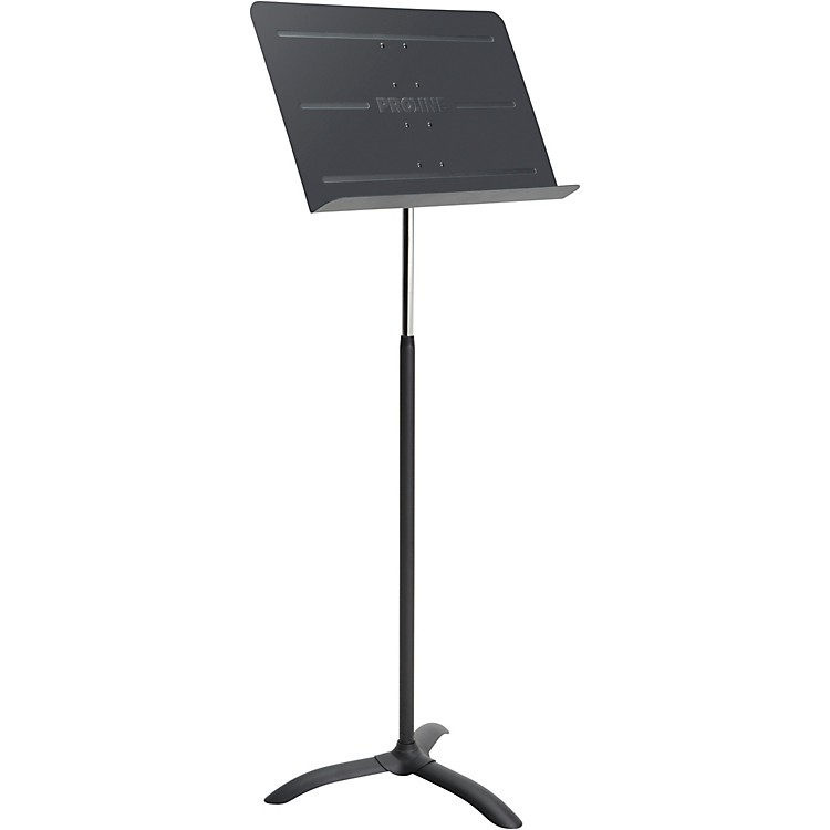 ProlineProfessional Orchestral Music StandBlack