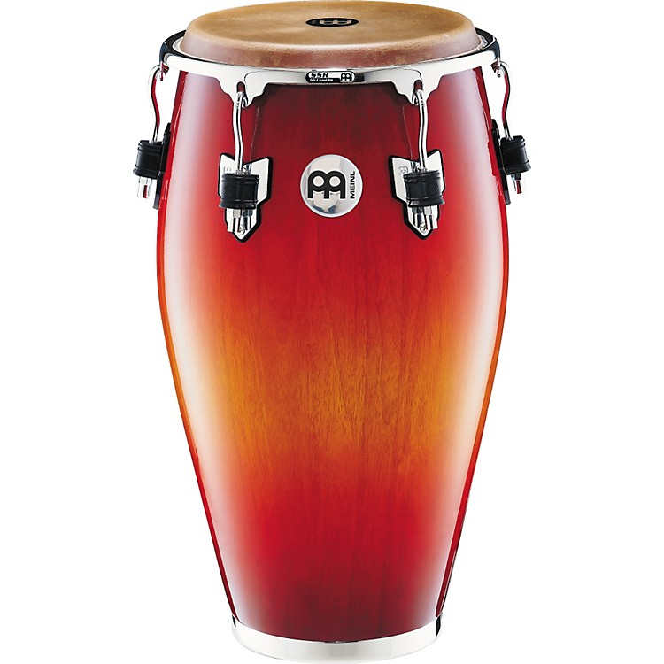 MeinlProfessional Series CongaAztec Red Fade12.5