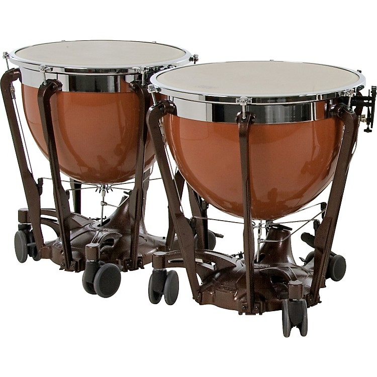 Adams Professional Series Generation II Fiberglass Timpani, Set of 2