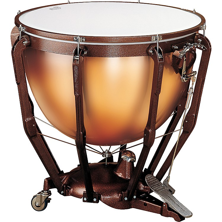 LudwigProfessional Series Timpani Concert DrumsLkp526Fg 26 in. With Pro Tuning Gauge