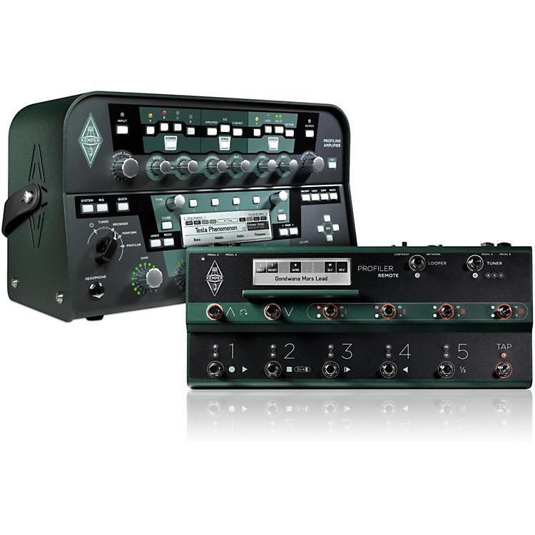 KemperProfiler PowerHead 600W Guitar Head + Remote Bundle.