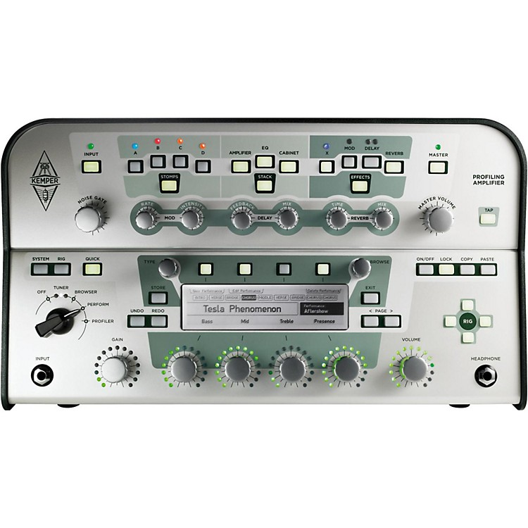 KemperProfiling AmplifierWhite