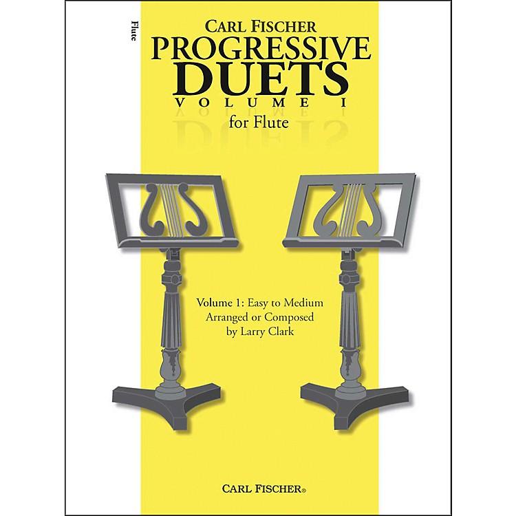 Carl FischerProgressive Duets, Volume 1: Easy To Medium