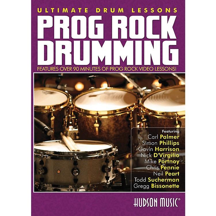 Hudson MusicProgressive Rock Ultimate Drum Lessons Series Hudson DVD