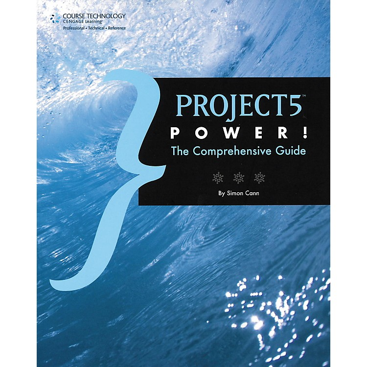 Cengage LearningProject5 Power! - The Comprehensive Guide (Book)