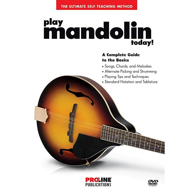 ProlineProline - Play Mandolin Today DVD